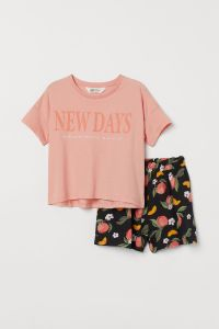 Комплект-двійка (топ і шорти) для дівчинки