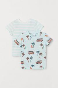 Набір футболок для хлопчика (2 шт)