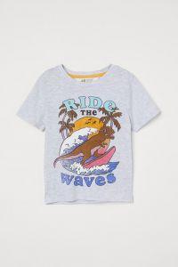 Трикотажна футболка для хлопчика