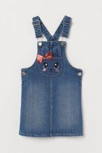 Джинсовий сарафан для дівчинки від  H&M