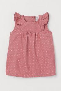 Вельветове плаття для дівчинки