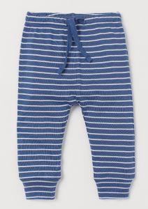 Легкі трикотажні штанці для хлопчика від H&M