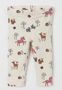 Стильні легінси для дівчинки від H&M