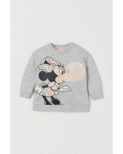 """Світшот з легкою махровою ниткою всередині """"Minnie Mouse"""""""