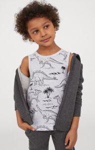 Трикотажна майка для хлопчика від H&M