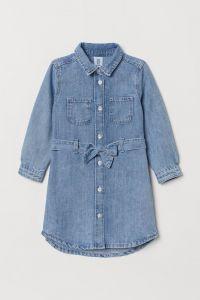Джинсовое платье для девочки от H&M