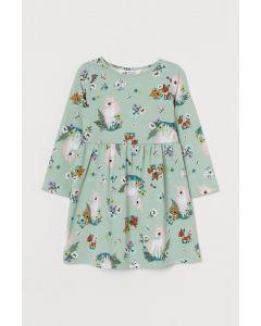 Плаття з принтом для дівчинки