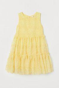 Святкове плаття для дівчинки від H&M