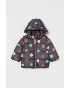 Демісезонна куртка для дівчинки