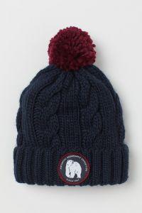 Теплая шапка для ребенка от H&M