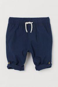 Котонові штанята-трансформер для малюка
