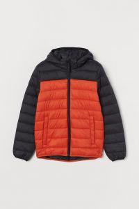 Демисезонна куртка на силіконі від H&M