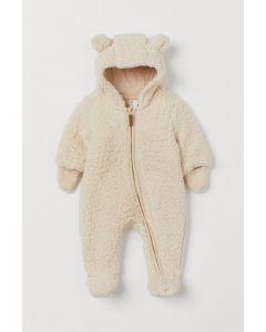 Плюшевый комбинезон для ребенка от H&M