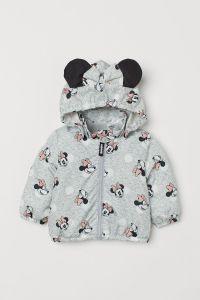 """Легка курточка на флісі всередині """"Minnie Mouse"""""""