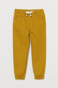 Котонові джогери від H&M