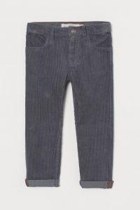 Вельветовые брюки для мальчика