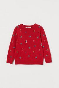 Святковий джемпер для дитини від H&M