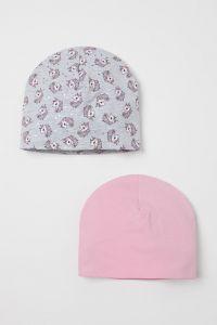 Набір шапочок для дівчинки (2 шт.) від H&M