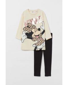 """Комплект-двійка """"Minnie Mouse"""" для дівчинки від H&M"""