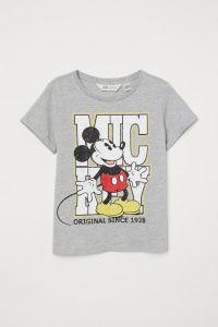 """Футболка для дівчинки """"Mickey Mouse"""" від H&M"""