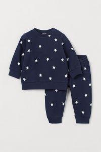 Стильний трикотажний костюм для дитини від H&M