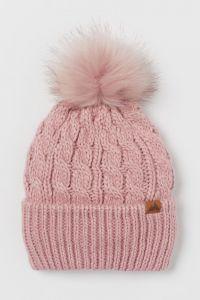 Теплая шапка с трикотажной подкладкой