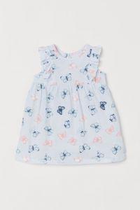 Легеньке трикотажне плаття для дівчинки