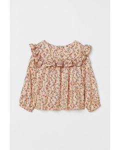 Красива блуза для дівчинк від H&M