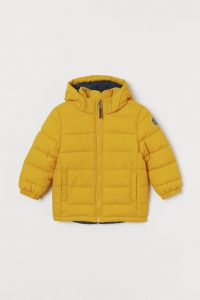 Тепла водовідштовхуюча куртка для дитини