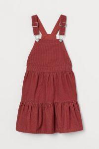 Вельветовий сарафан для дівчинки від  H&M