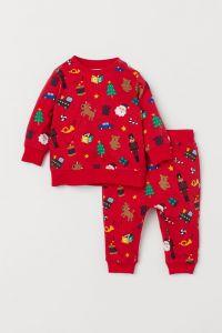 Новорічний комплект для дитини від H&M
