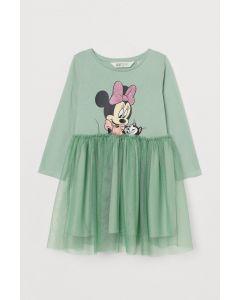 """Трикотажне плаття для дівчинки """"Minnie Mouse"""""""