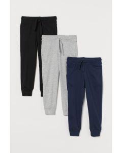 Спортивні штани з органічної бавовни 1шт. (темно-сині)