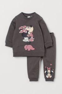 Комплект двійка Minnie Mouse для дівчинки від H&M
