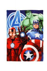 "Плюшевий плед ""Avengers"", HQ 4350 (мікс)"