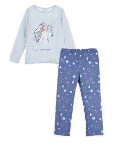 Трикотажна піжама для дівчинки ''Frozen'', Sun City HU2001