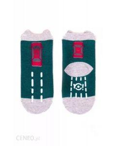 Трикотажні шкарпетки з протиковзкими вставками для хлопчика, YOclub SK-11/B