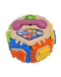 "Іграшка-сортер ""Magic phone"" 27 ел., Tigres 39784"