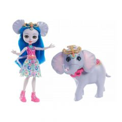 "Игровой набор ""Ekaterina Elephant & Antic"" Enchantimals FKY72/FKY73"