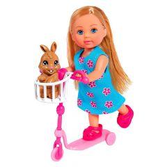 """Набір лялька Еві """"Чудовий самокат"""", Evi Love 105733338"""
