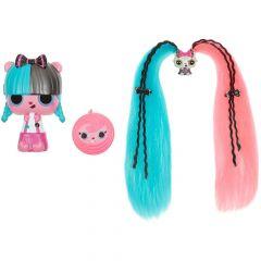 Ігровий набір Pop Pop Hair Surprise - Модна зачіска (з бірюзово чорним волоссям), 561873