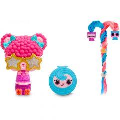 Ігровий набір Pop Pop Hair Surprise - Модна зачіска (лялька з золотими окулярами), 561873