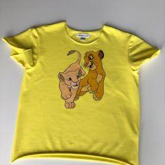 """Трикотажна футболка для дитини """"Король Лев"""", Ф-309099 Mokkibym"""