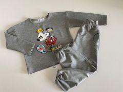 """Стильний костюм """"Mickey Mouse"""" для дівчинки, КС-3 Mokkibym"""