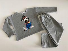 """Стильний костюм """"Mickey Mouse"""" для дівчинки, КС-30 Mokkibym"""