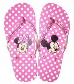 """В'єтнамки для дівчинки """"Minnie Mouse"""" DIS MF 52 51 8353 (рожеві)"""