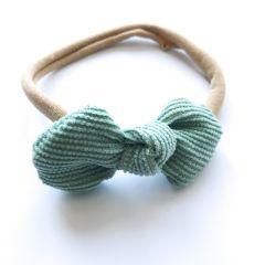 Красивая повязка для девочки, ручная работа
