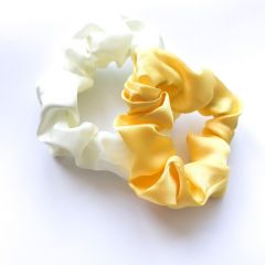 Красиві атласні резинки (2 шт)
