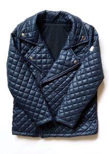 Стильна куртка з трикотажною підкладкою для дитини, КР-001/К-001