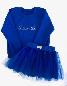 Дизайнерський костюм для  дівчинки, К-009